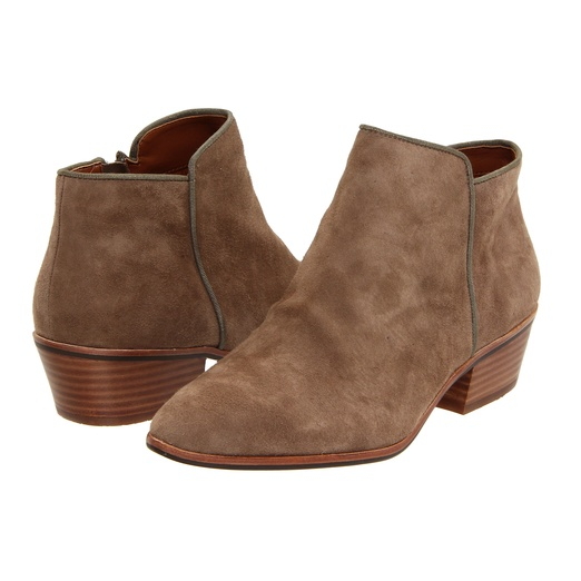 Best Brown Ankle Boots - Sam Edelman Petty Bootie