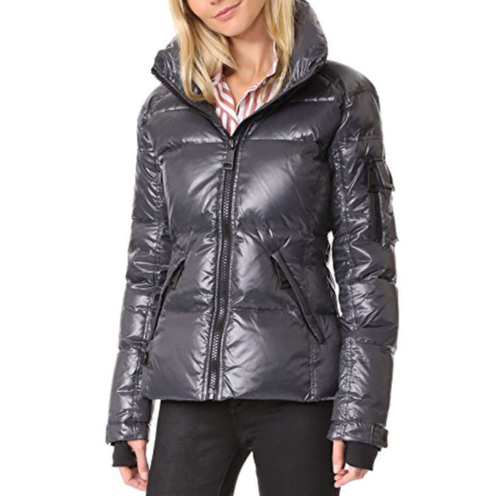 Best Puffer Jackets - SAM. Freestyle Quilted Jacket