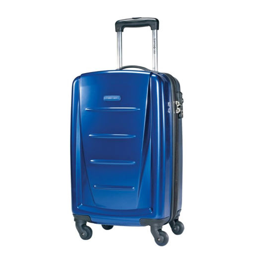 "Best Carry On Suitcases - Samsonite Winfield 2 20"" Carry On Hardside Spinner Luggage 10"