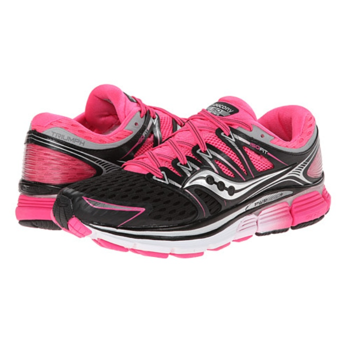 Best Winter Running Sneakers - Saucony Triumph Iso