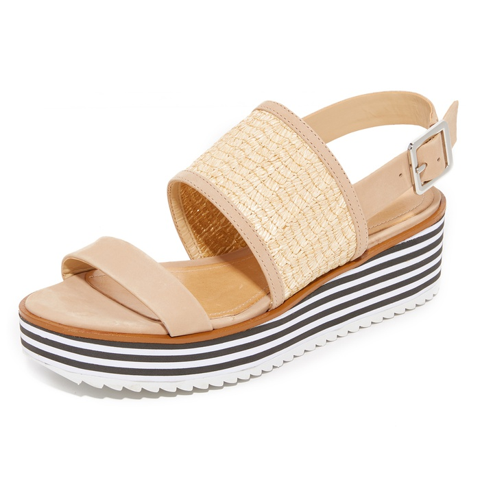 Best Flatform Sandals - Schutz Jandrea Flatform Sandals