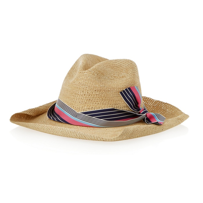 Best Stylish Summer Hats - Sensi Studio Toquilla Straw Sun Hat