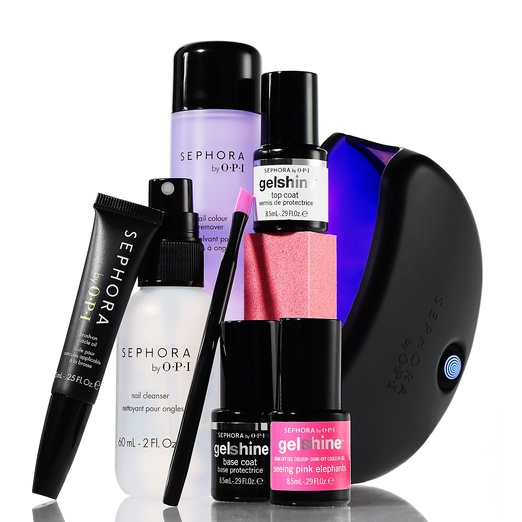 Best The Ten Best At-Home Spa and Beauty Gadget Gifts - OPI SEPHORA BY OPI gelshine™ At-Home Gel Colour System