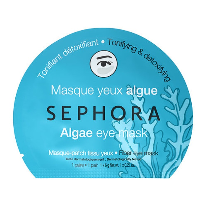 Best Detoxing Beauty Buys - Sephora Collection Algae Eye Mask
