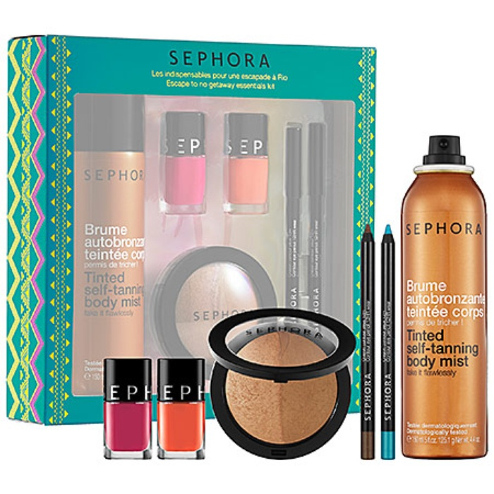 Best Makeup Products on Sale - Sephora Collection Escape To Rio Getaway Essentials Kit