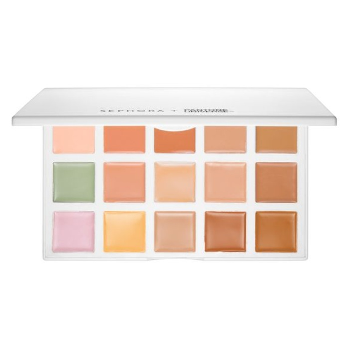Best Color Correctors - Sephora Collection Sephora + PANTONE UNIVERSE Correct + Conceal Palette