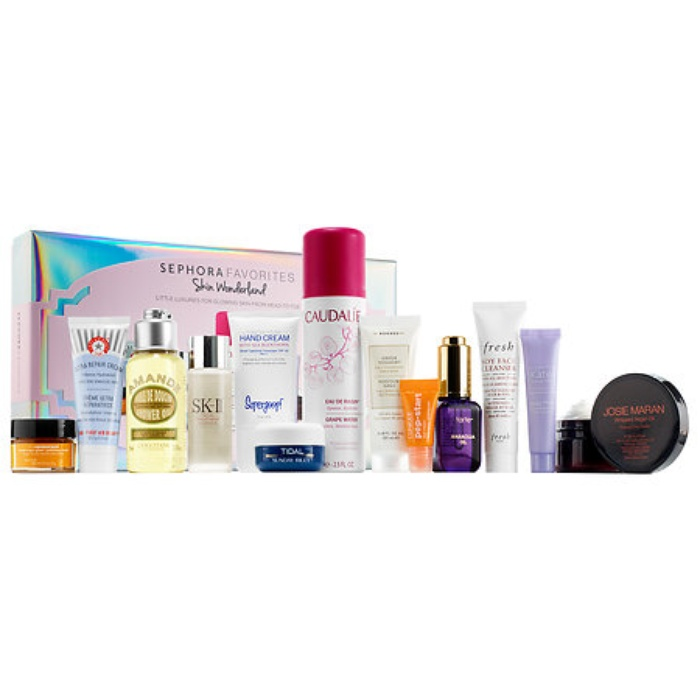 Best Top Beauty Gift Sets - Sephora Favorites Skin Wonderland