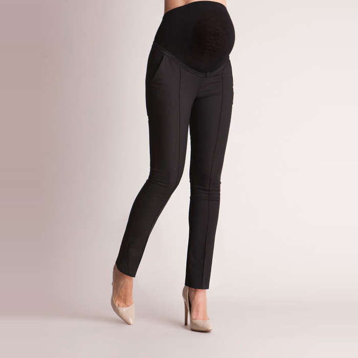 cb49fe13b89a9 10 Best Maternity Black Pants | Rank & Style