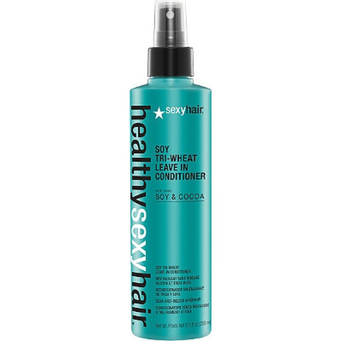Best Leave-In Conditioners - Sexy Hair Concepts Healthy Sexy Hair Soy-Tri-Wheat Leave In Conditioner