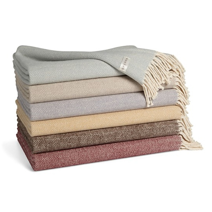 Best Presents for the Nester - Sferra Celine Throw