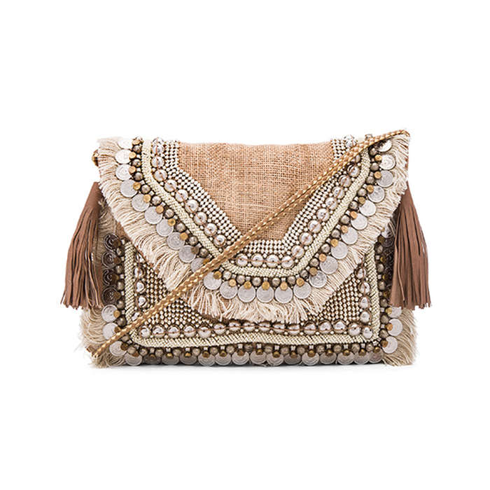 Best Embellished Handbags - Shashi Leela Clutch