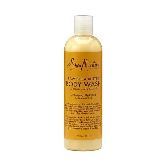 Best Moisturizing Body Washes - Shea Moisture Raw Shea Butter Body Wash