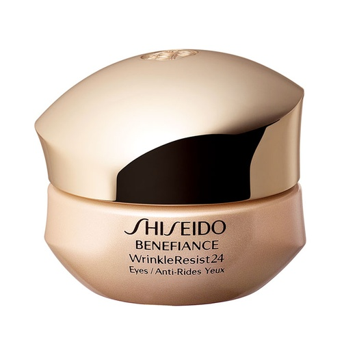 Best Anti-Aging Eye Creams - Shiseido Benefiance WrinkleResist24 Intensive Eye Contour Cream