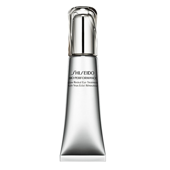 Best The Ten Best New Eye Treatments & Creams - Shiseido Bio-Performance Glow Revival Eye Treatment