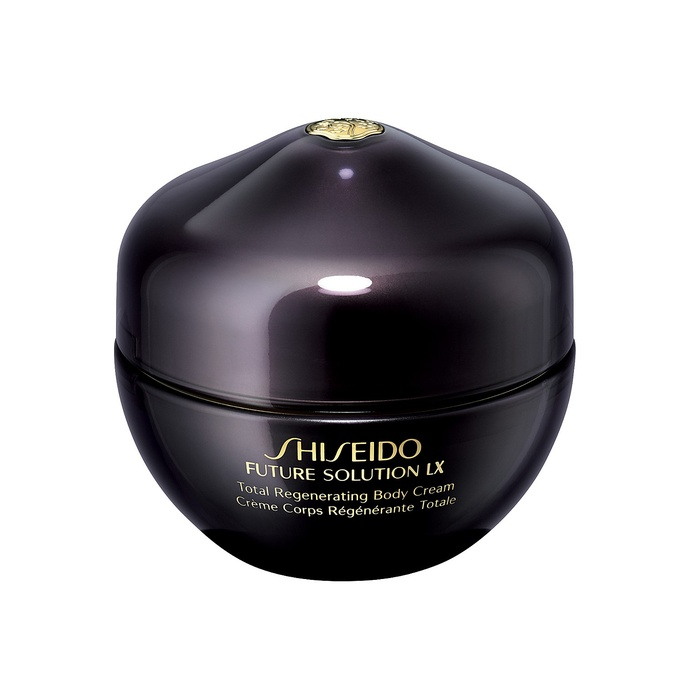 Best Newest Anti-Aging Products of 2015 - Shiseido Future Solution LX Total Regenerating Body Cream