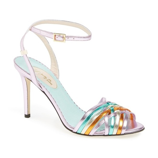 Best Pastel Shoes - SJP 'Maud' Sandal