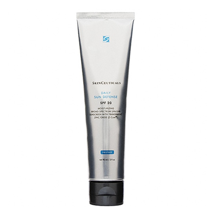 Best Daily Use Face Suncreens - Skinceuticals Daily Sun Defense SPF 20