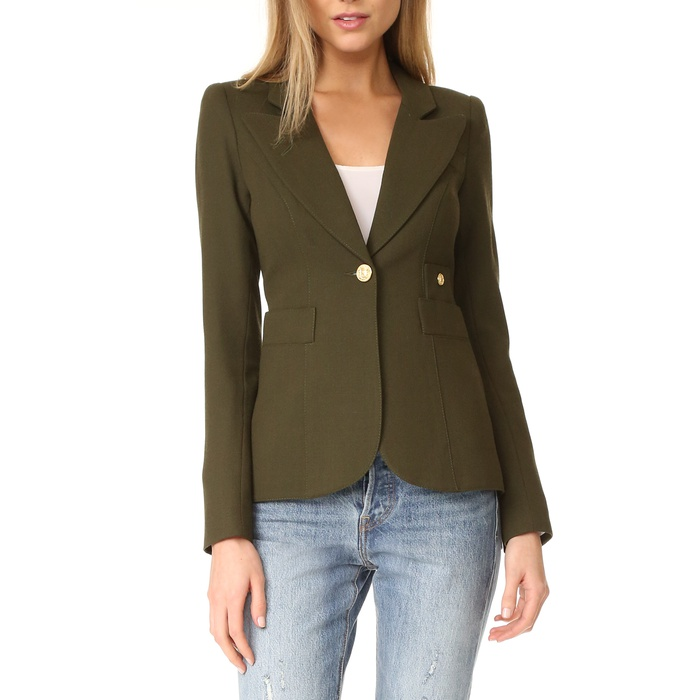Best Women's Fashion Blazers - Smythe Duchess Blazer