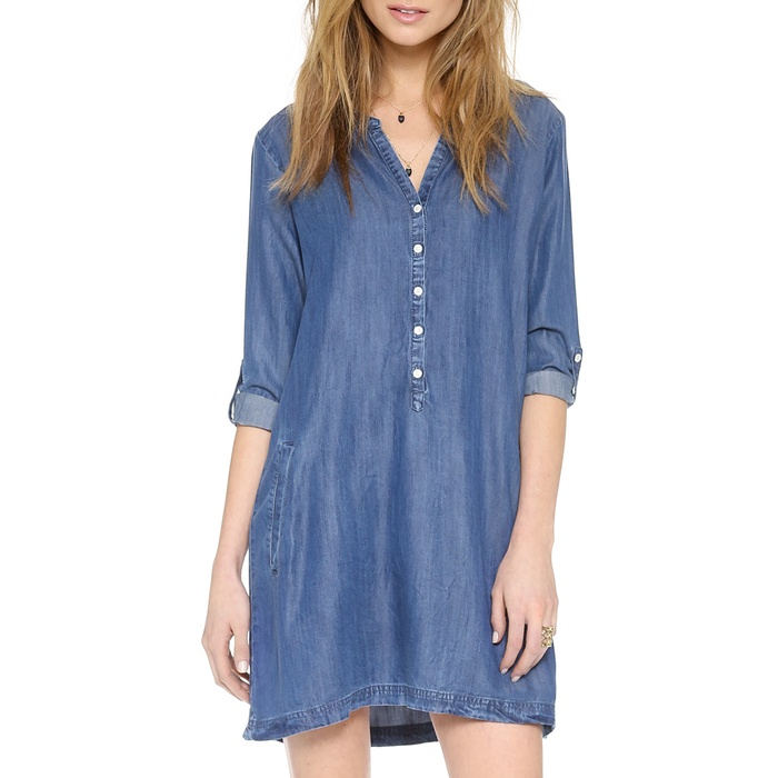 Best Summer's Best Chambray Fashion - Soft Joie Eguine Dress