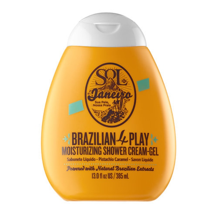 Best Moisturizing Body Washes - Sol de Janeiro Brazilian 4 Play Moisturizing Shower Cream Gel
