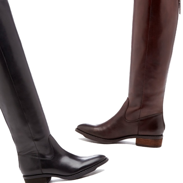 Best Riding Boots Under $500 - Sole Society Andie Leather Riding Boot