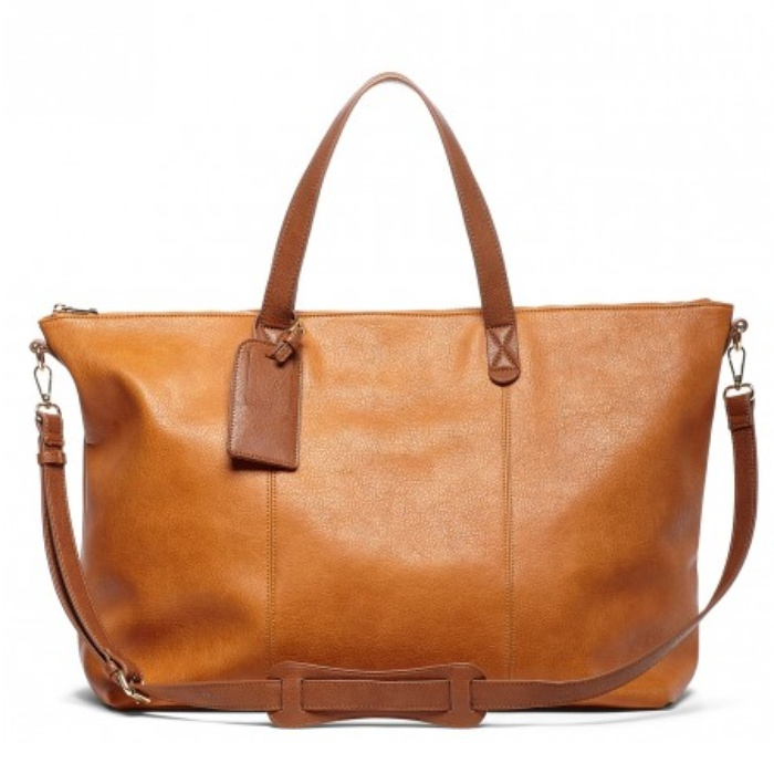 Best Weekender Bags Under $100 - Sole Society Candice Oversize Travel Tote