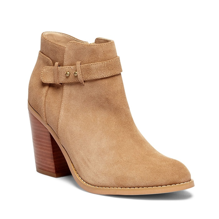 Best Block Heeled Booties Under $150 - Sole Society Lyriq Bootie