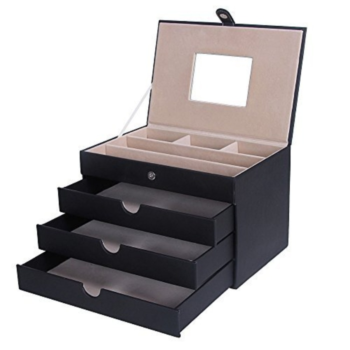 10 Best Jewelry Boxes Rank Style