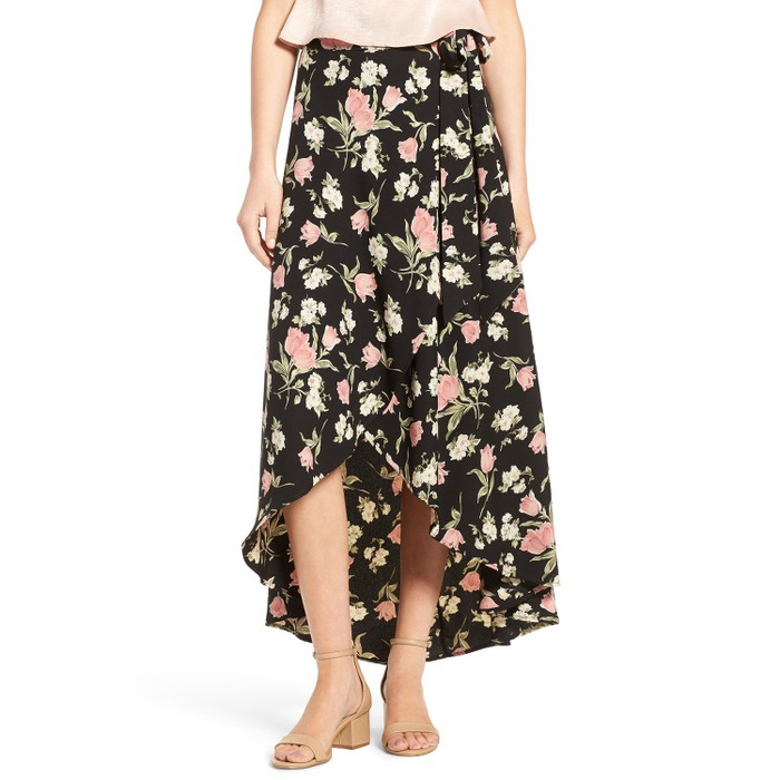 Best Flirty Skirts - Soprano Wrap SKirt