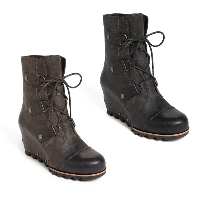 Best Boots made for walking and gifting - Sorel Joan of Arctic Wedge Boot