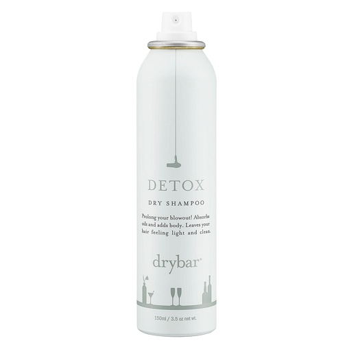 Best Rank & Style + SoulCycle: Post Workout Top Tens - Drybar Detox Dry Shampoo