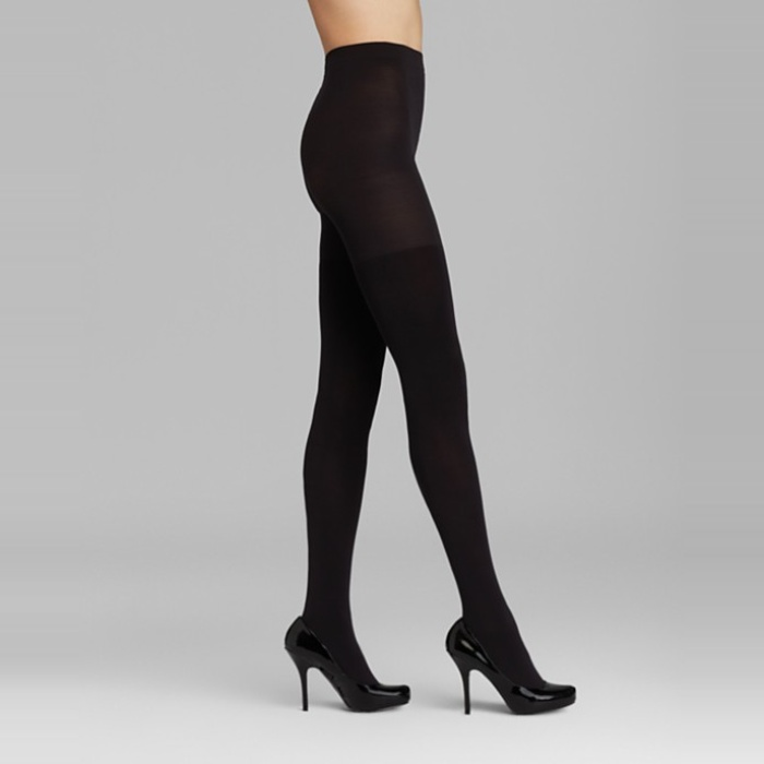 Best Black Tights - SPANX Uptown Tight-End Tights Blackout