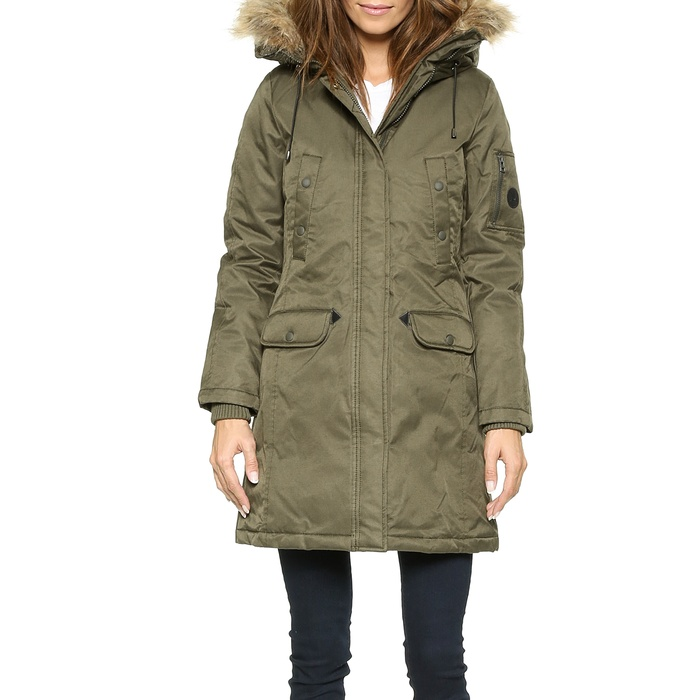 Best Parkas Under $500 - Spiewak Aviation N3-B Faux Fur Parka
