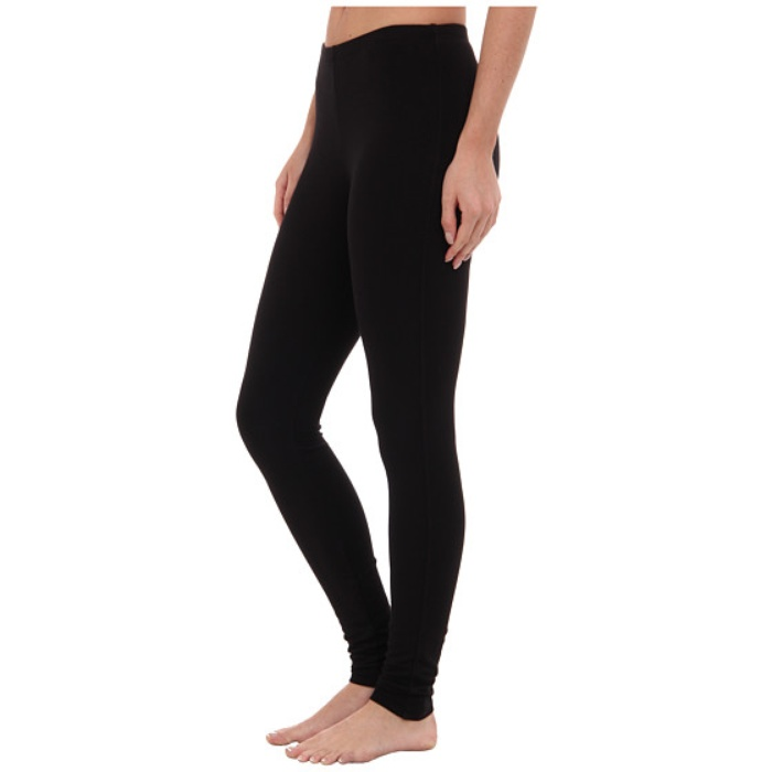 Best Black Leggings - Splendid French Terry Legging