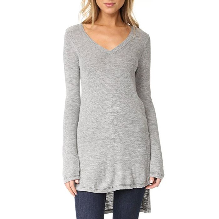 Best Lightweight Sweaters - Splendid Women's Pacific Grove High Low Tunic