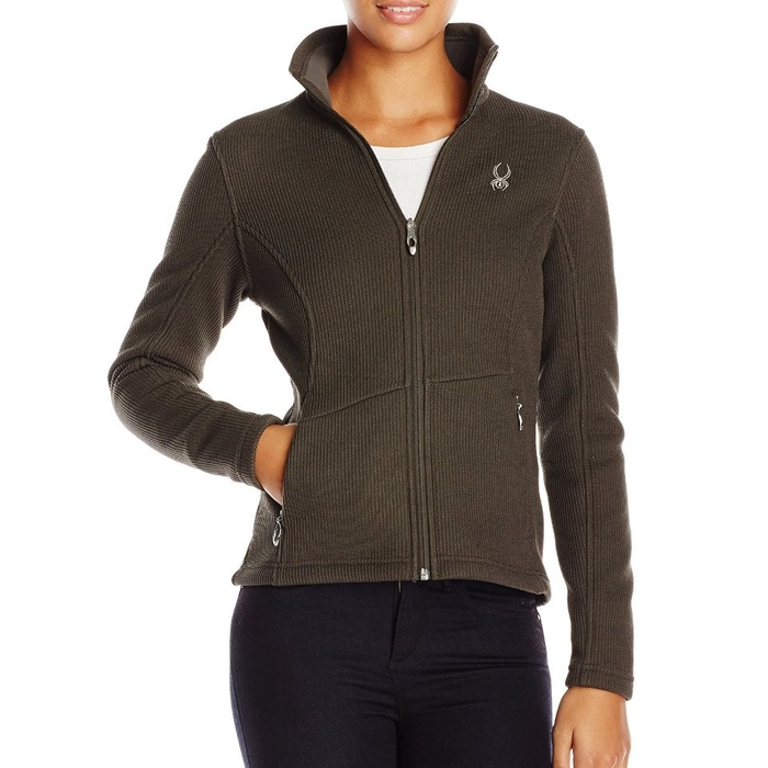Best Fleeces & Vests on Amazon - Spyder Endure Full Zip Jacket