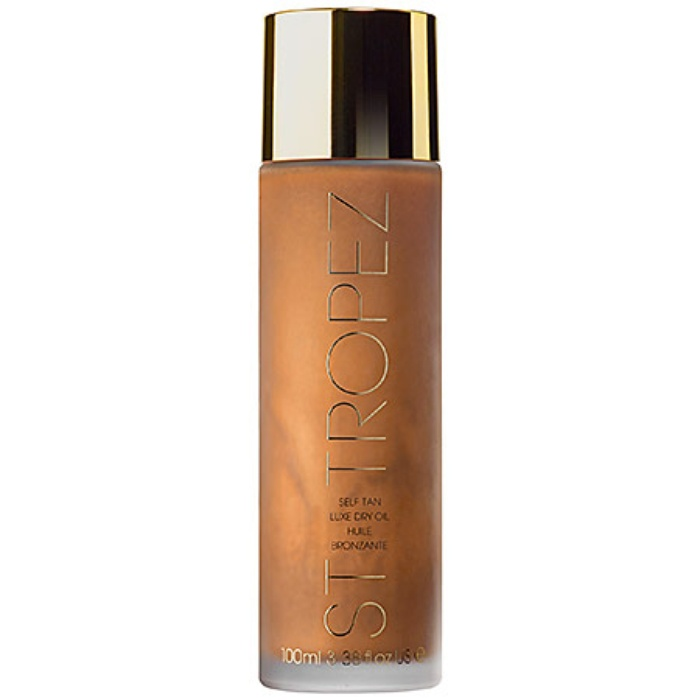 Best Self Tanners - St. Tropez Self Tan Luxe Dry Oil