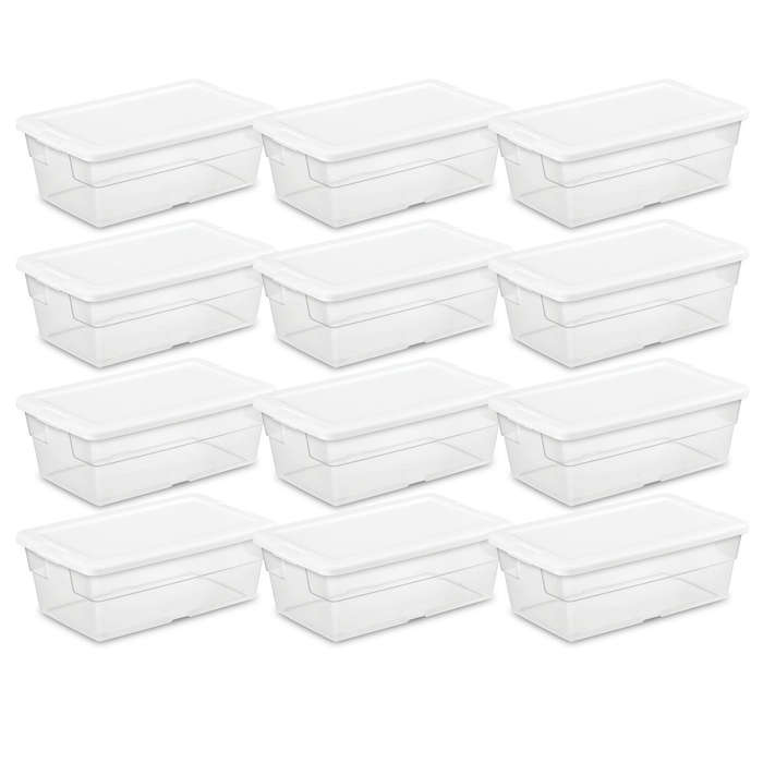 Best Closet Organizers - Sterilite Storage Box