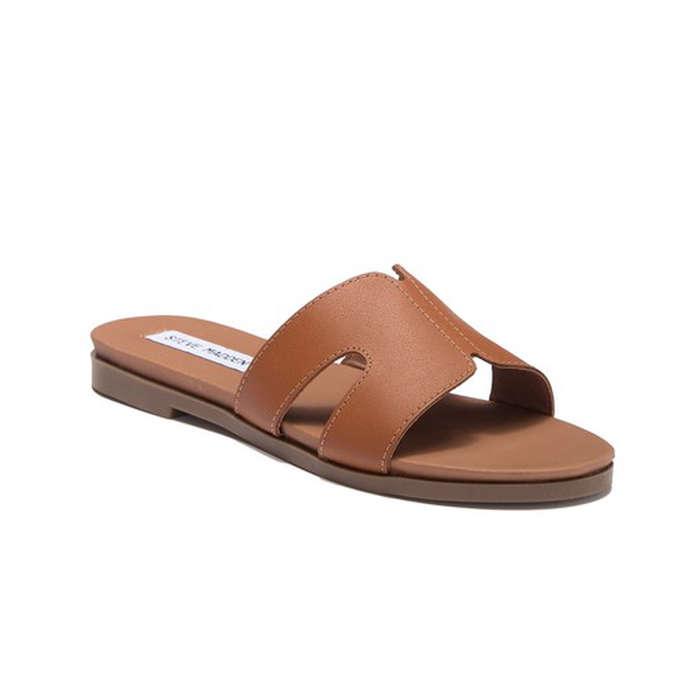 3c728d8951d Steve Madden Hoku Leather Slide Sandal