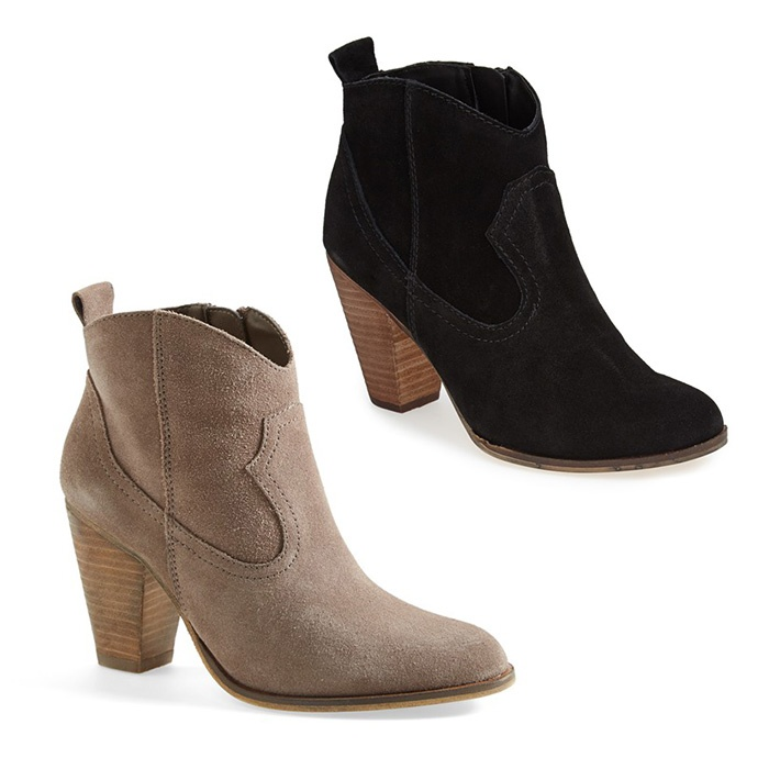 Best Boots made for walking and gifting - Steve Madden 'Plover' Bootie
