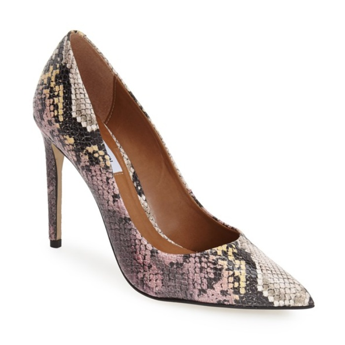 Best Comfortable Heels Under $100 for Weddings - Steve Madden 'Proto' Pointy Toe Pump