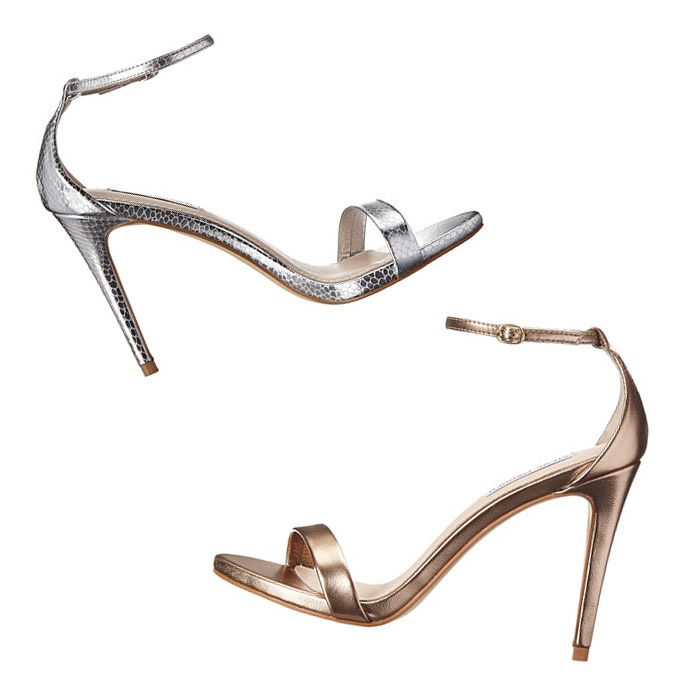 Best Comfortable Heels Under $100 for Weddings - Steve Madden Stecy Sandal