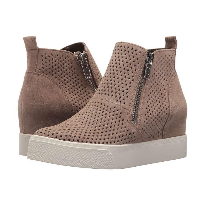 4247822bd54 Steve Madden Wedgie-P Sneaker