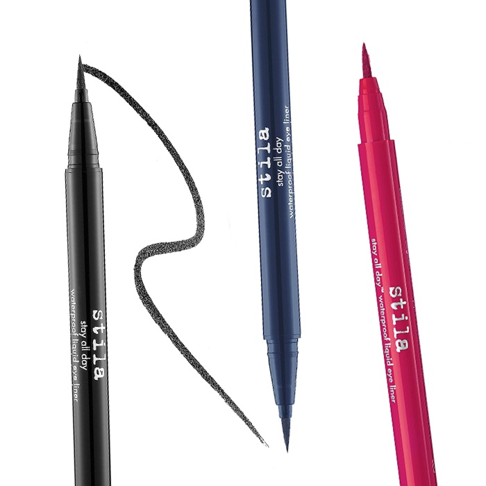 Best Ten Tear Proof Makeup Products - Stila Stay All Day Waterproof Liquid Eye Liner
