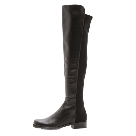 Best Black Riding Boots - Stuart Weitzman 5050 Boot