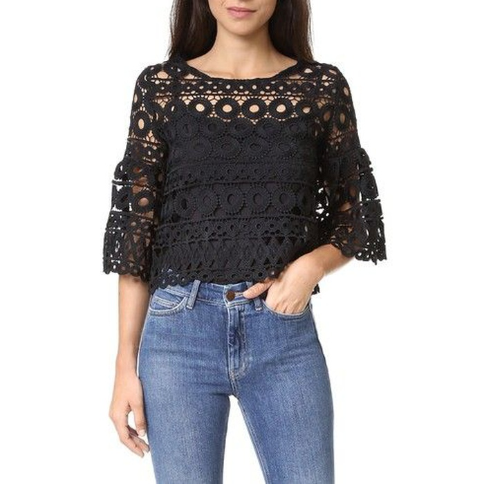 Best Statement Sleeve Tops - Style Mafia Kiana Top