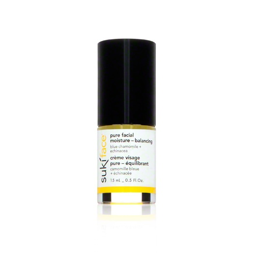 Pure facial moisture balancing remarkable, rather