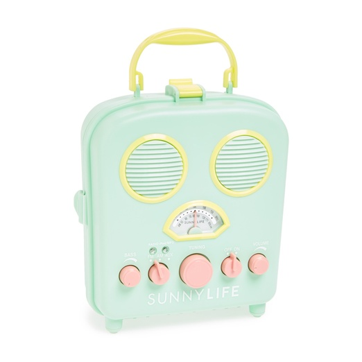 Best Memorial Day Weekend Musts - Sunnylife 'Beach Sounds' Portable Water Resistant Speaker & Radio