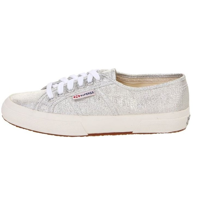 Best Fashion Sneakers Under $150 - Superga 2750 Lace Up Metallic Sneakers