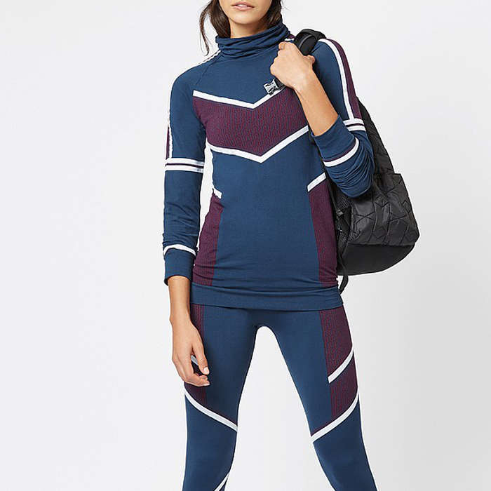 Best Apres Ski Essentials - Sweaty Betty Drift Ski Base Layer